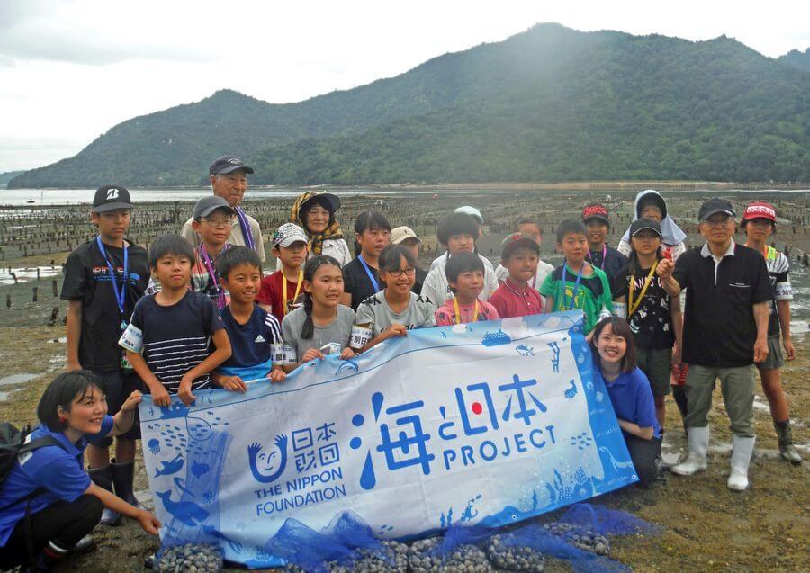 海と日本プロジェクトから取材を受けました